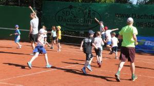 Tennis Ferienwoche 2016